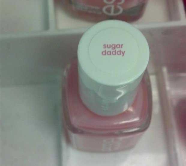25 funny nail polish names - Gallery | eBaum's World