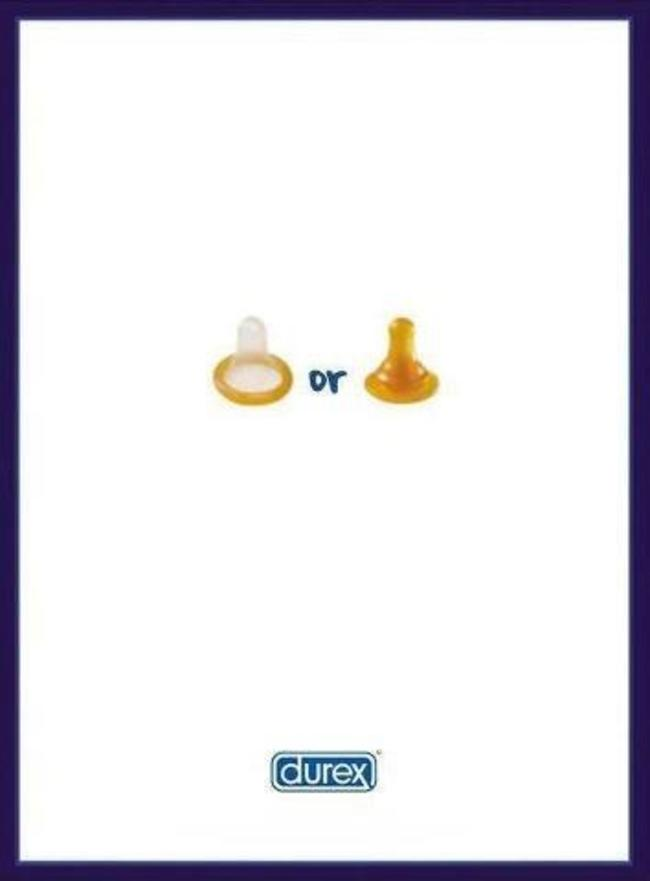 Condom ads funny share