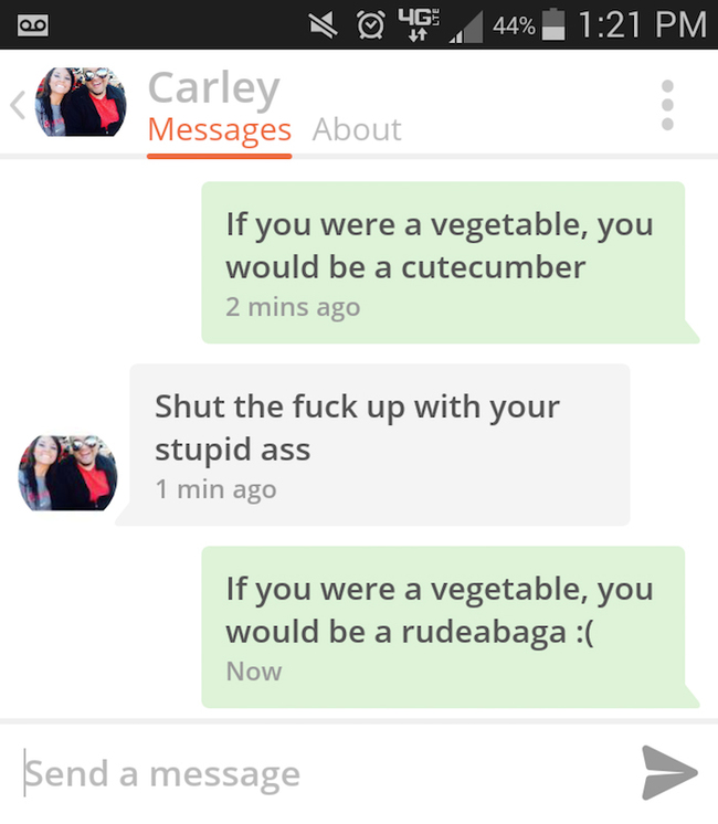 best tinder comebacks