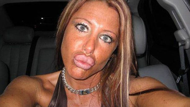 Bilderesultat for worst duckface