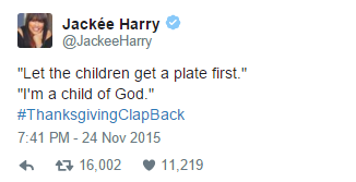 20 Snappy Comebacks For All The Haters At Thanksgiving Dinner