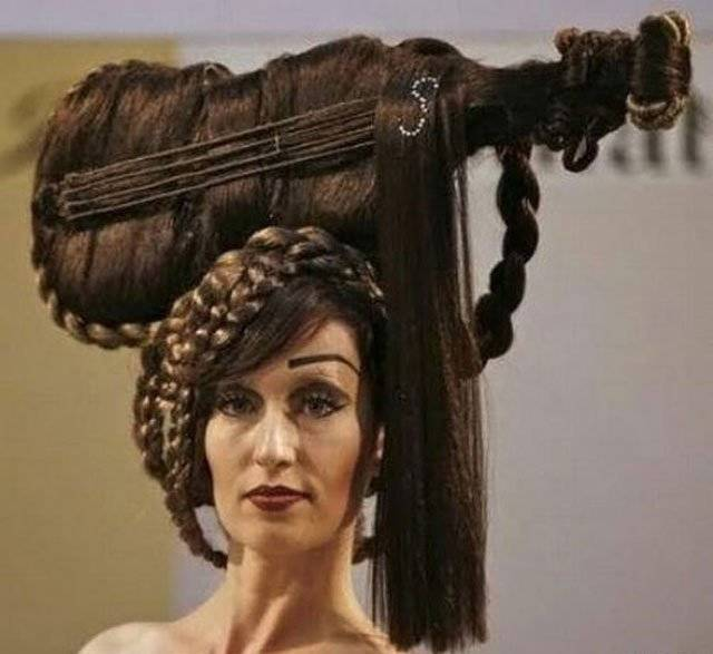 25 Of The Worst Haircuts Ever , Funny Gallery