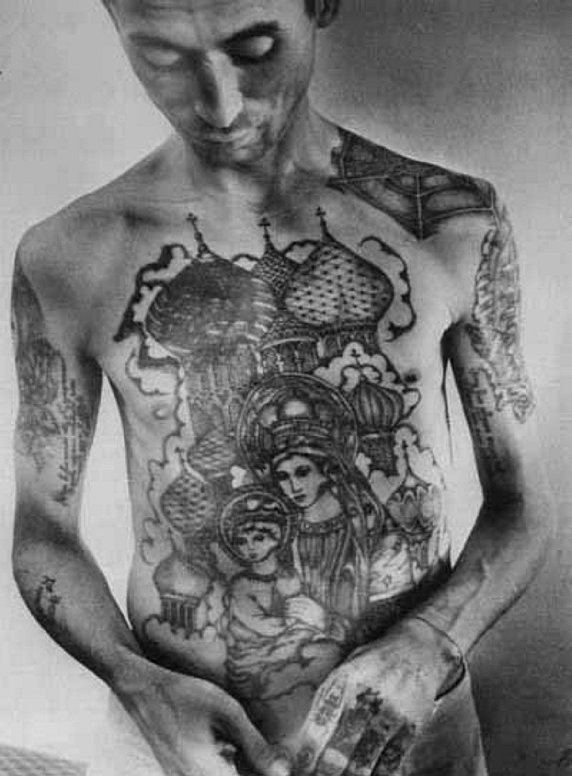 Russian Tattoo Meanings Wiki: The Symbolism Of Russian Prison Tattoos