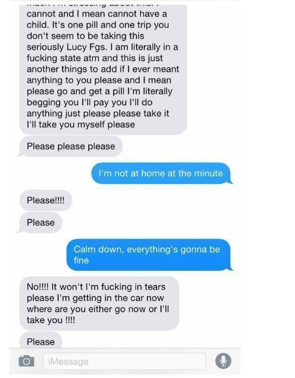 Over text sex 23 Sexting