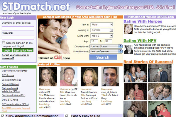 specific dating sites