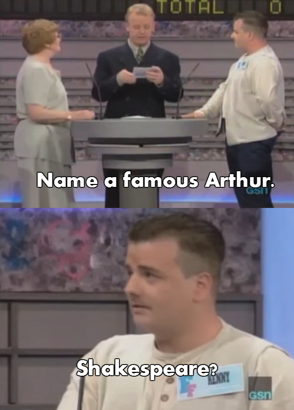 worlds dumbest game show answers
