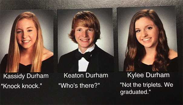 funny yearbook quotes totally worth getting in trouble for