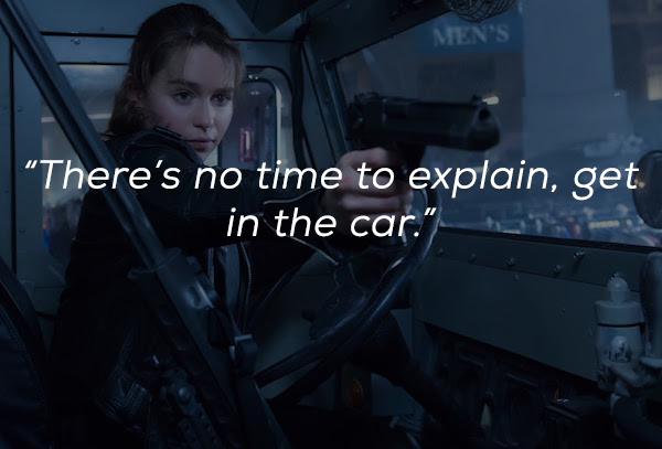 25 Overused Movie Quotes You'll Never Say In Real Life - Gallery