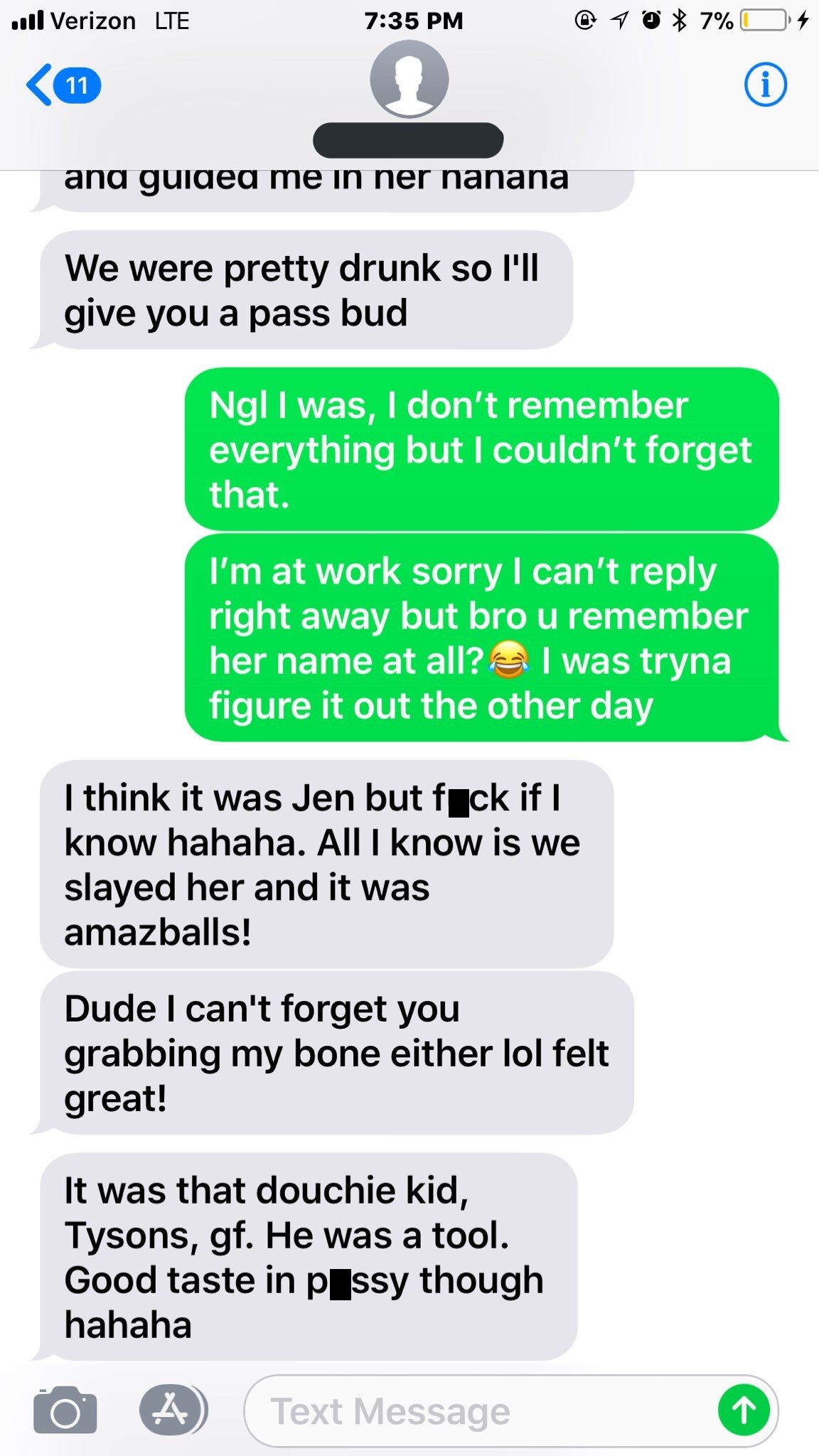 Wrong Number Texts Get Very Dirty Very Fast - Wow Gallery