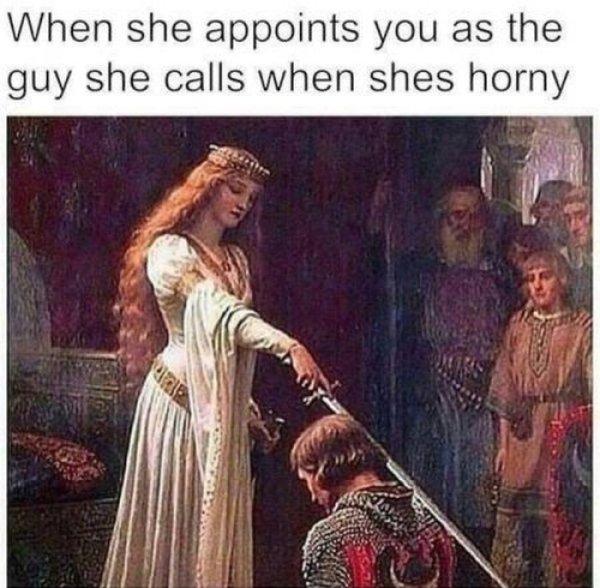 When sex meets art meme