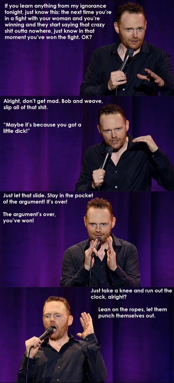25 Bill Burr Jokes Are Perfect Life Advice Gallery
