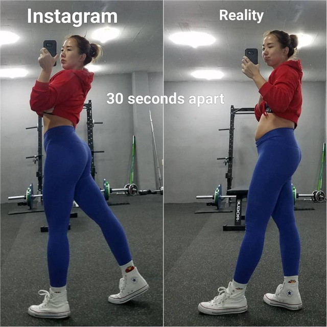 17 Times Reality Snitched on Instagram Photos - Wow Gallery