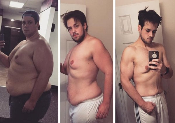 25 Inspirational Weight Loss Transformations Wow Gallery
