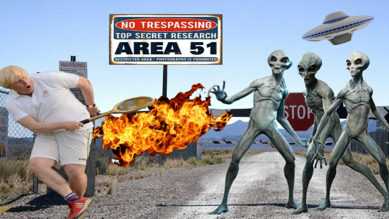 Storming Area 51 just got their new leader.