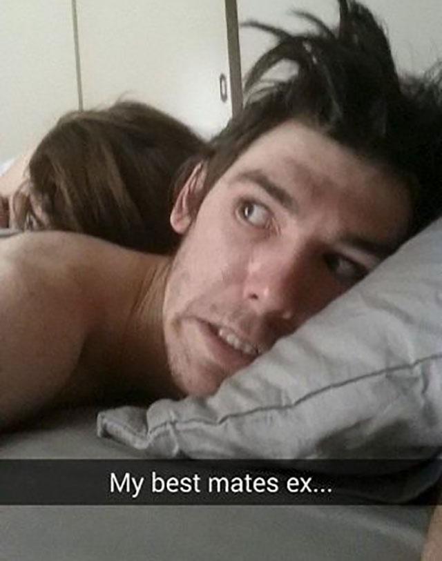 zipcodehoes meme - My best mates ex...