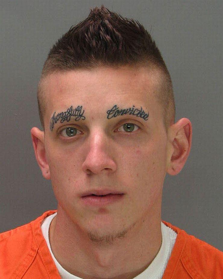 Prison Tattoos Picture Ebaums World