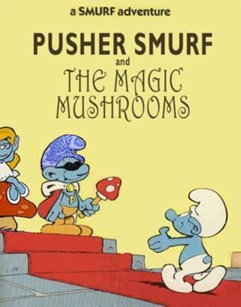 Smurf orgie