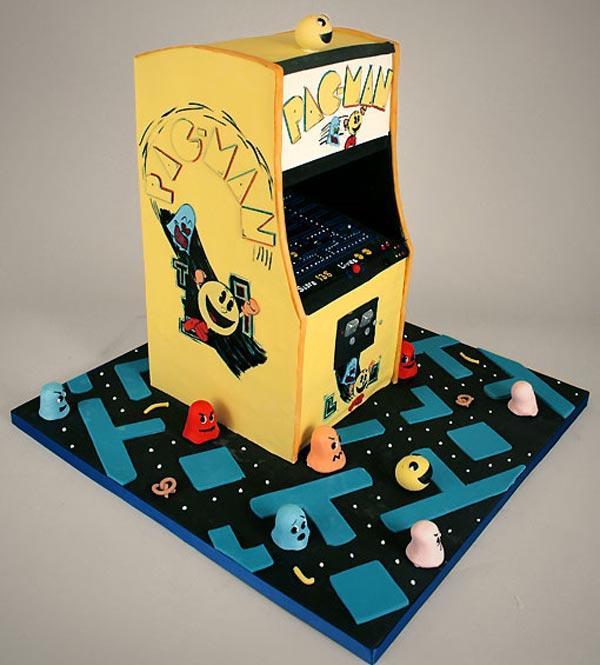 Video Game Cakes Gallery Ebaum S World