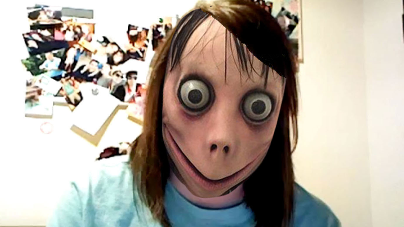 Momo meme but with Overly Attached Girlfriend