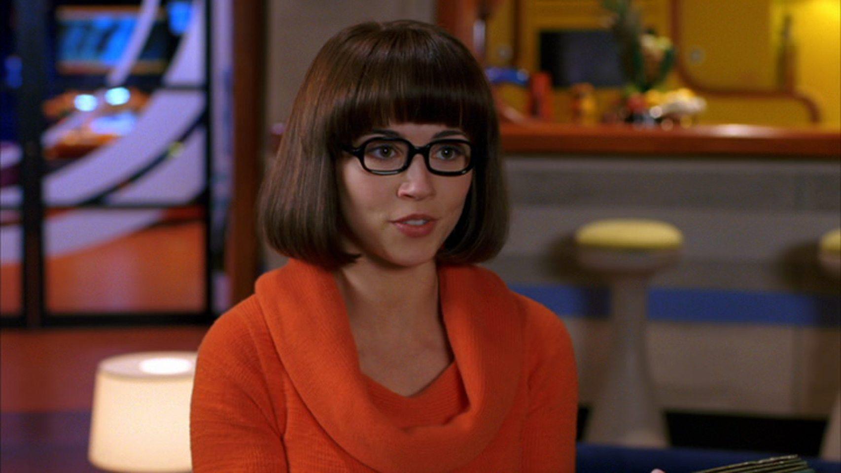 23 fotos de chicas visten para arriba como Velma De Scooby Doo-7833