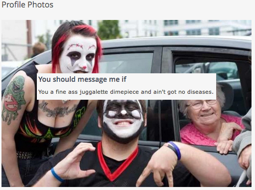 Juggalo dating funny memes