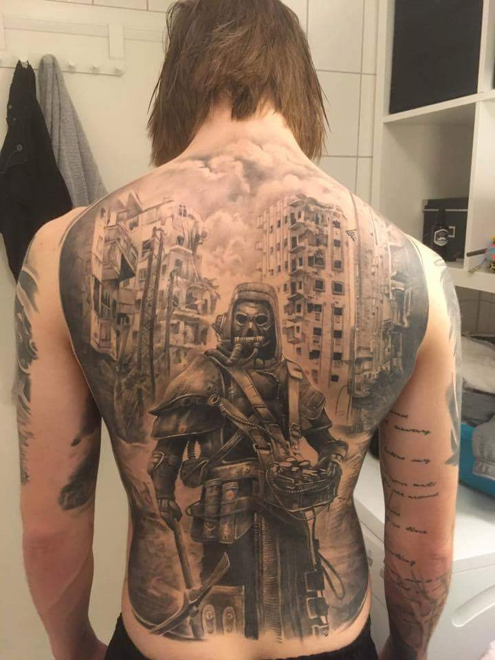 21 Awesome Tattoos That Are Works Of Art Ftw Gallery