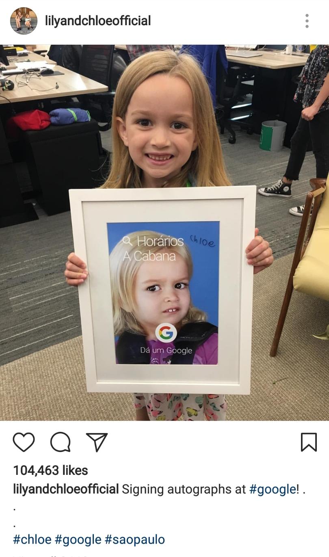 """Awkward Face Girl From The Meme """"Side Eyeing Chloe ..."""