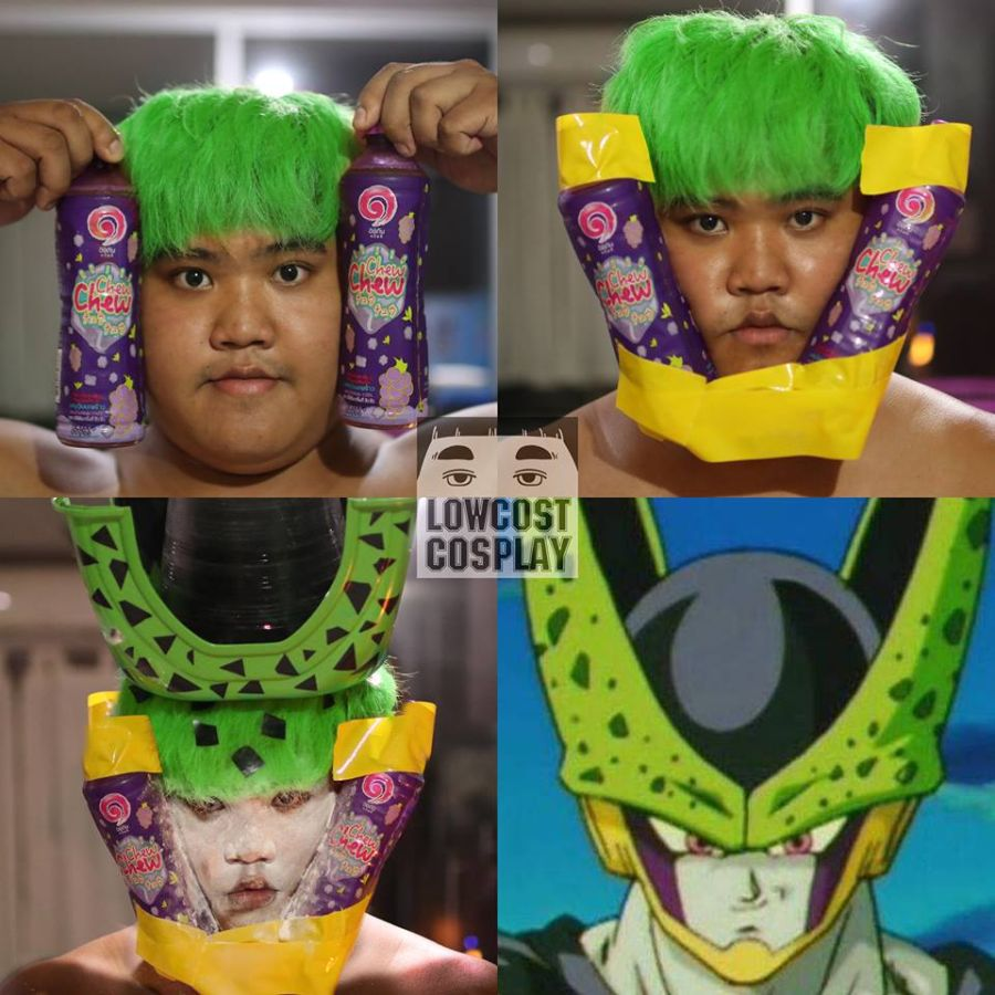 Low Budget Cosplay Guy Is Back With More Outrageously Great Cosplays