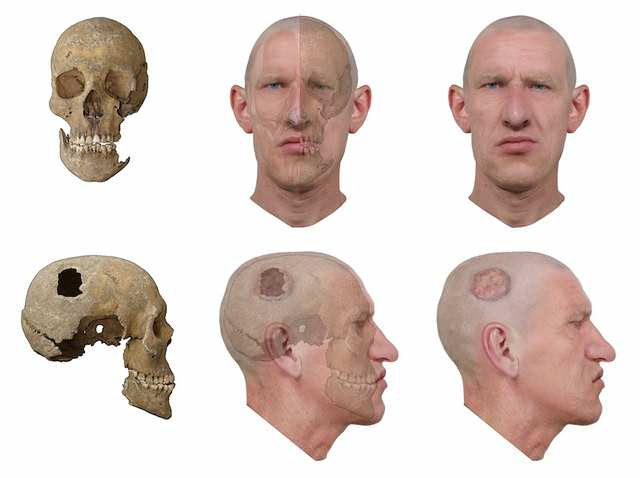 Historical Facial Reconstructions That Will Leave You In Awe - Wow