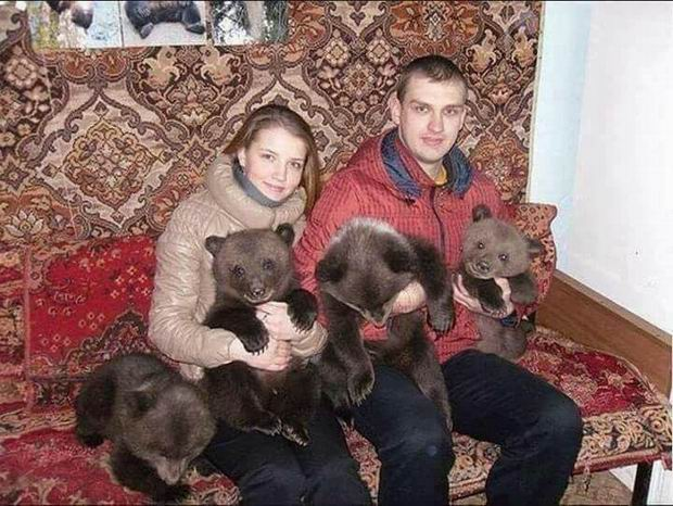 Pics So Russian They Would Try To Host