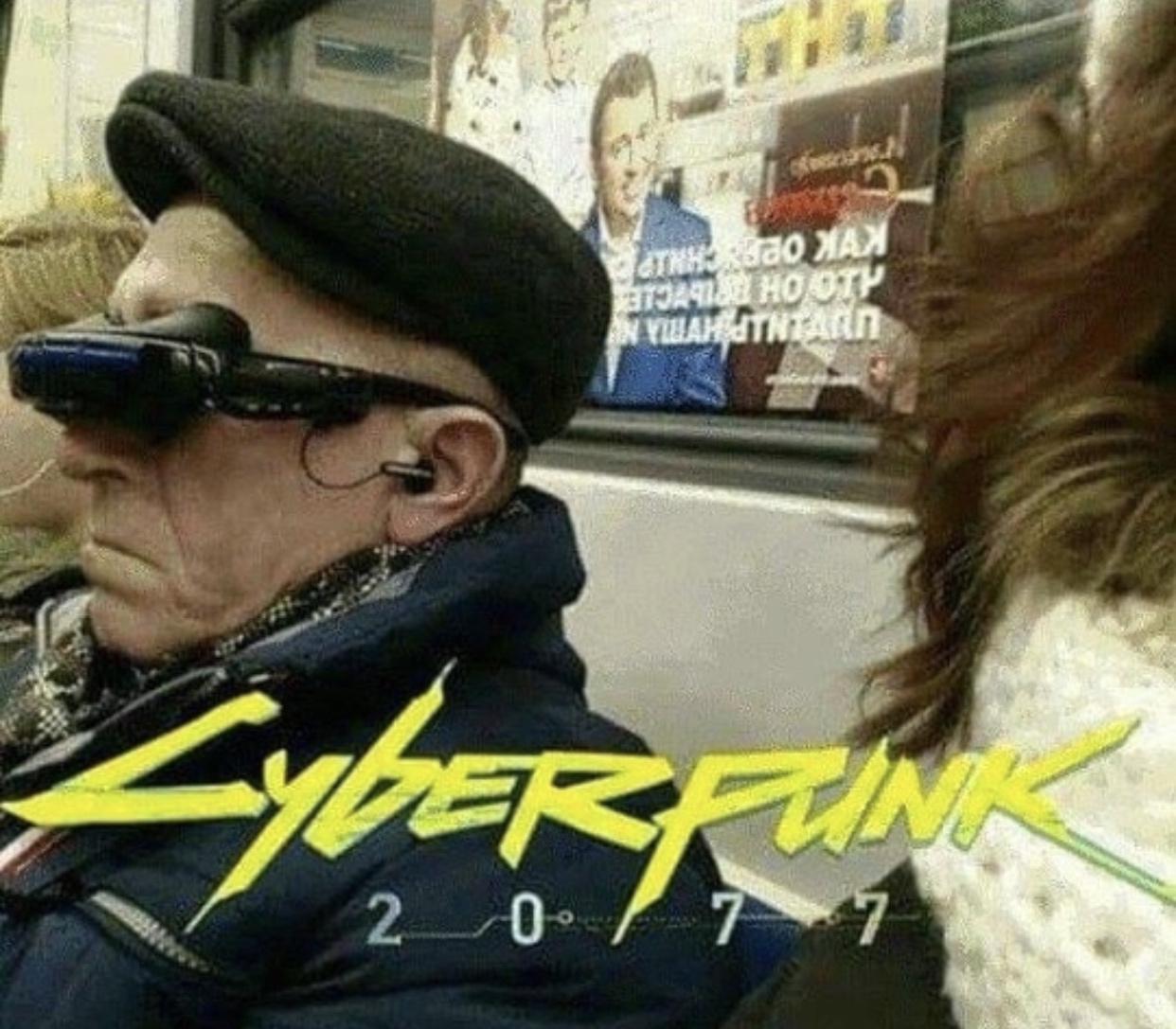 29 Cyberpunk 2077 Memes That Show People Using Technology ...