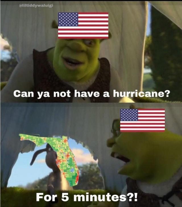 47 Florida Memes For Those Who Don't Fear Hurricane Dorian ...