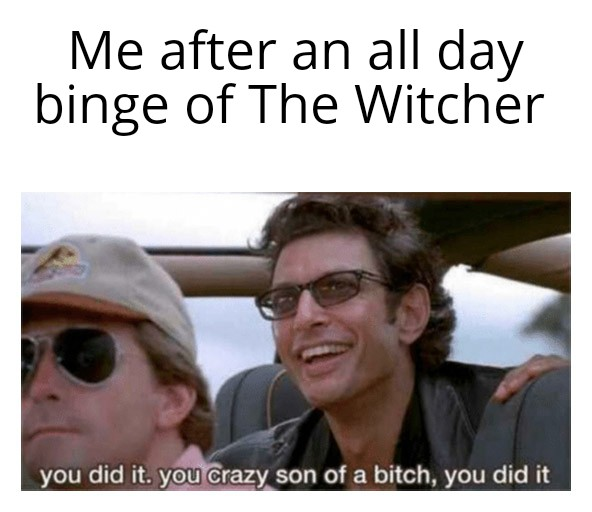 25 The Witcher Memes That Are Slaying Our Boredom Funny