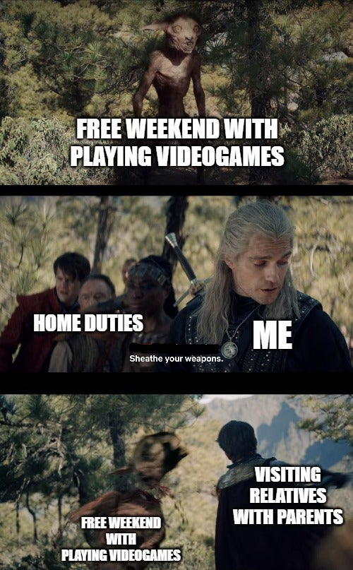 25 The Witcher Memes That Are Slaying Our Boredom Funny Gallery