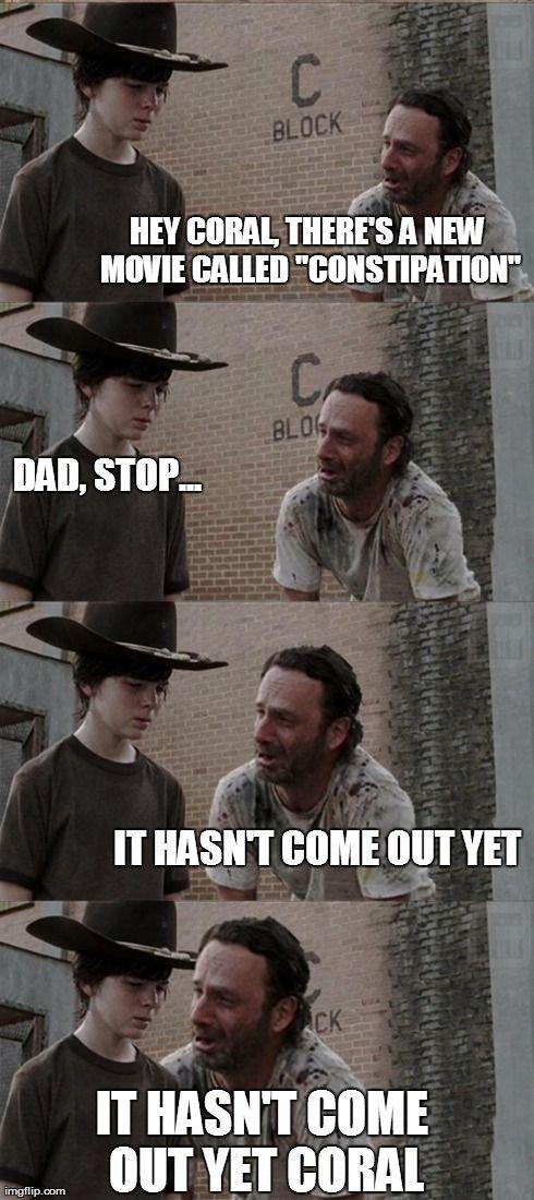 18 Terrible Rick Grimes Dad Jokes Funny Gallery