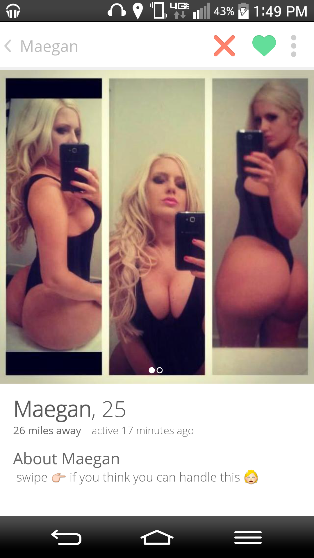 28 People on Tinder Who Will Make You Go WHOA!