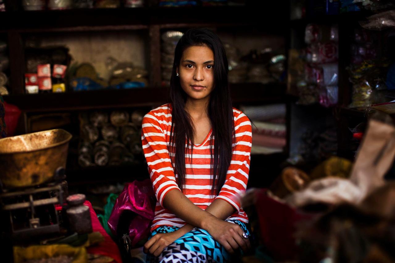 Nepali girl photo — img 11