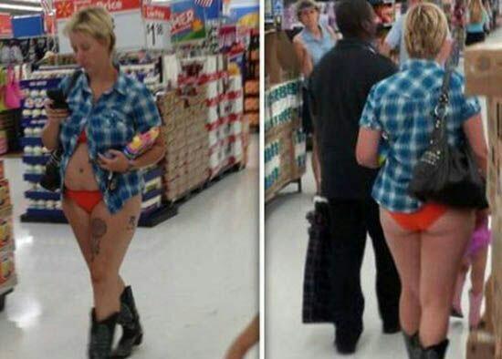 38 Walmart Customers Who Will Make You Cringe - Gallery -3764