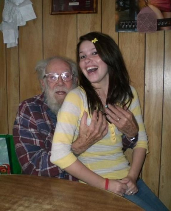 Grandpas fucking young girls