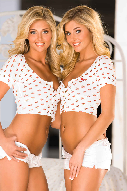 Michalka twins nude