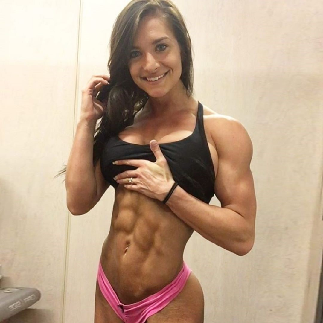 24 Buff Chicks Who Would Beat Your Scrawny Ass - Gallery -3785