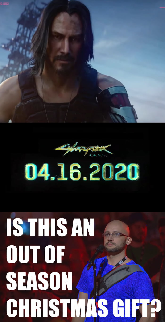36 Cyberpunk 2077 Memes That Are Taking Over The Internet ...