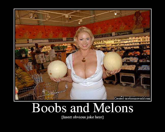 CHELSEA: Boobs Like Melons