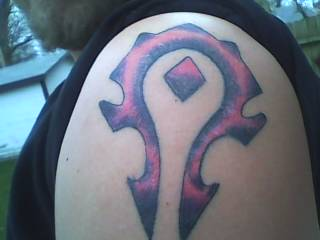 mark of the horde tattoo