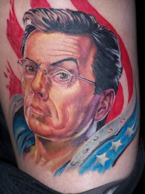 Worst Celebrity Portrait Tattoos Ever! - Gallery | eBaum's ...