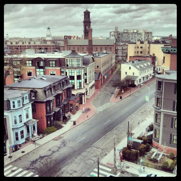 Eerie Images From An Empty Boston And Cambridge - Gallery