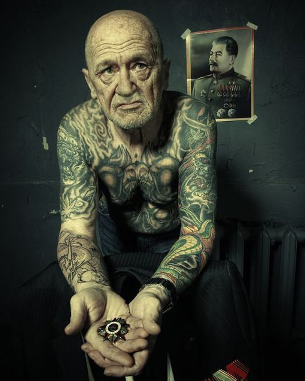 How Will Your Tattoo Look In 40 Years? - Gallery | eBaum's World
