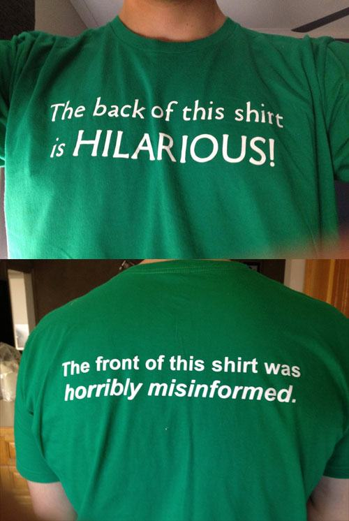 a8cb04233 21 Funny T-Shirts That You Wish Were in Your Closet - Gallery ...