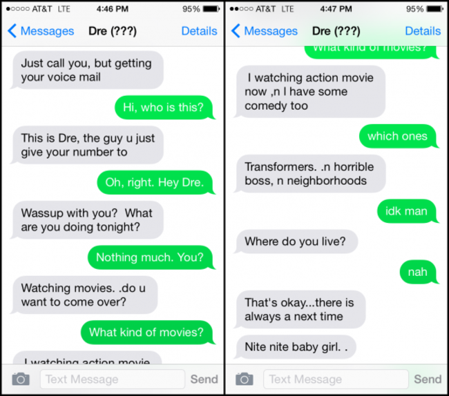Guy Tricks A Horny Texter With The Wrong Number - Funny ...