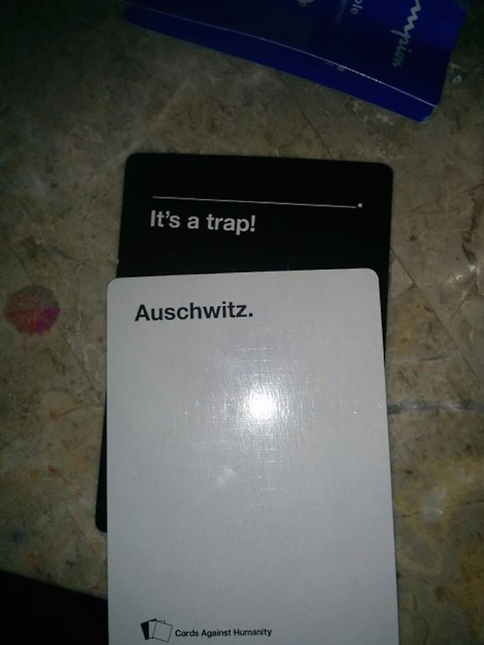 Image of: Combos 20 Hilarious Yet Twisted cards Against Humanity Answers Ebaums World 20 Hilarious Yet Twisted cards Against Humanity Answers Funny
